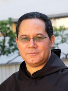 V Definidor, P. Francisco Javier Mena