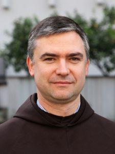 Secretary for Nuns and Personal Secretary to Fr. General, Fr. Rafal Wilkowski