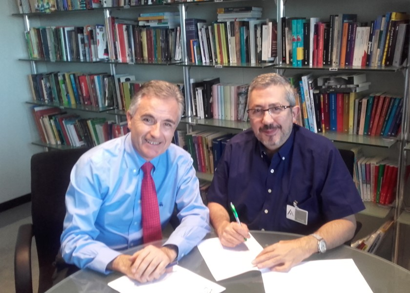 Agreement between CITeS and the Anaya S.A. Group