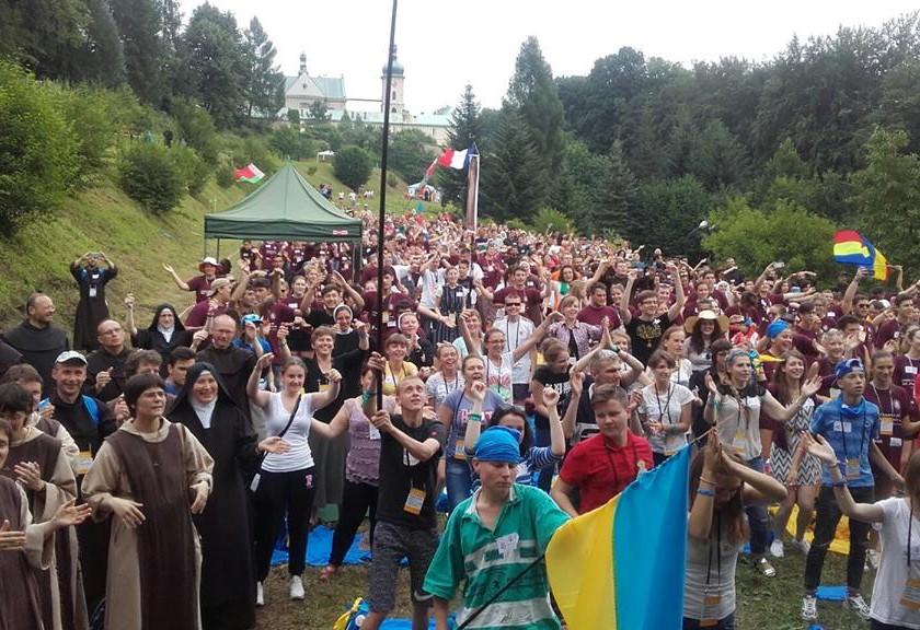Carmelite Youth Day in Czerna