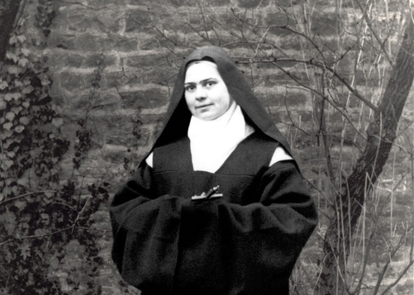 Program of the canonization of Bl. Elisabeth of the Trinity