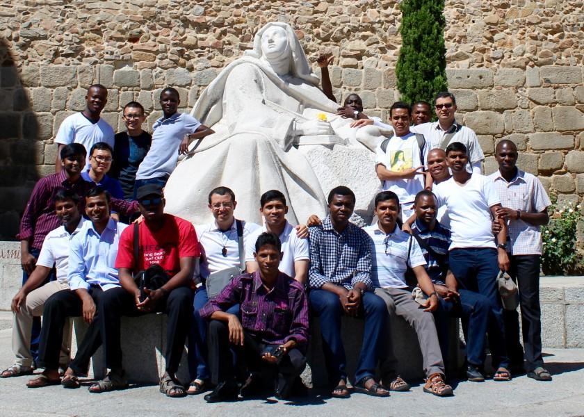 Pèlerinage thérésien du Collège International