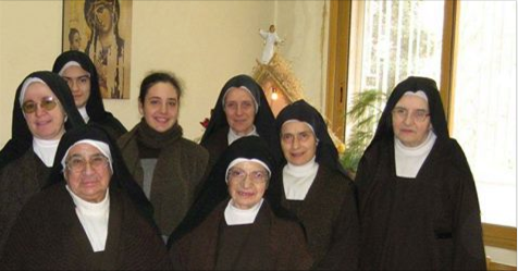 Letter from our nuns in Aleppo