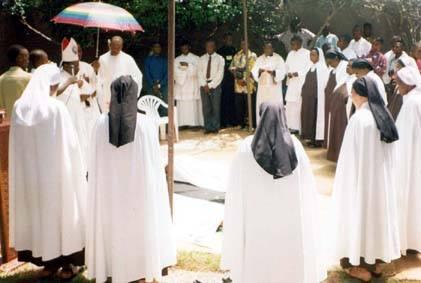 Evacuazione delle Carmelitane Scalze di Kananga-Malole