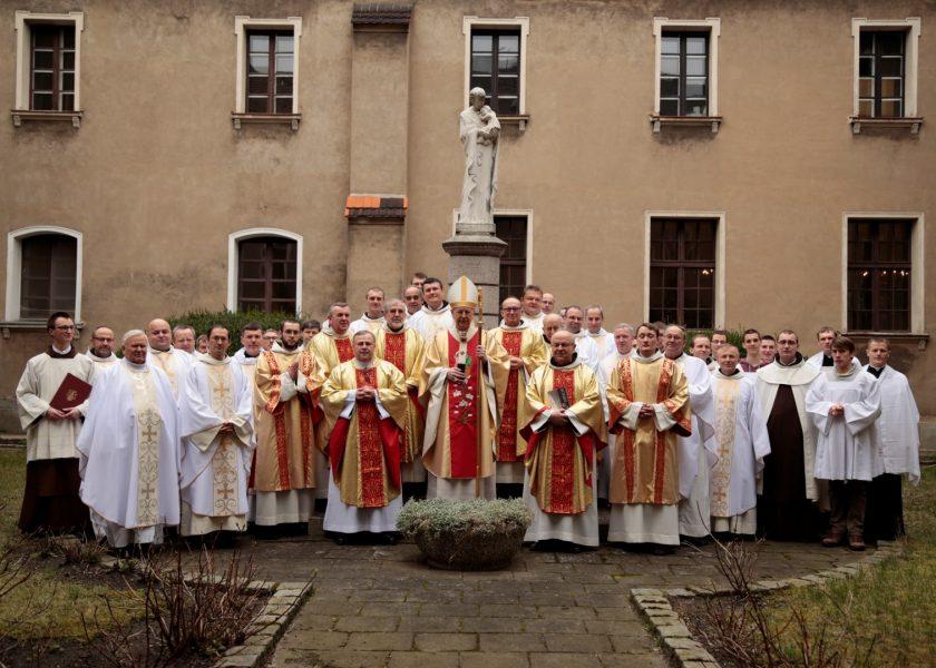 La Basilica minore presso il convento dei Carmelitani scalzi a Poznań