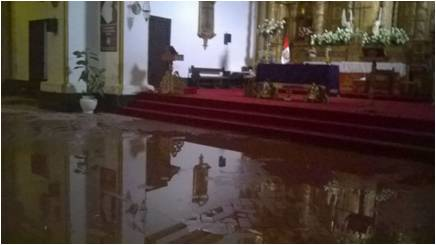 Comunicado sobre las lluvias torrenciales e inundaciones en el Perú