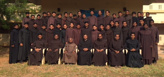 Meeting of the Theology Students of Indian Provinces