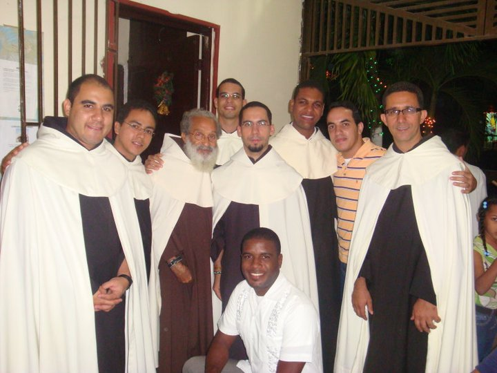 Le Père général en visite dans le Commissariat O.C.D. des Caraïbes