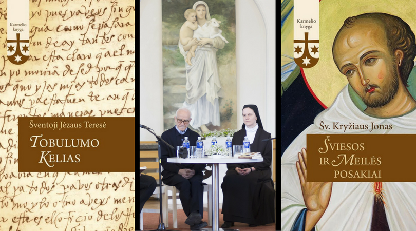 Teresa and John of the Cross translated into Lithuanian