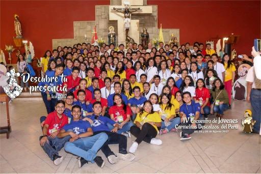 IV Incontro della Gioventù Carmelitana – Perú