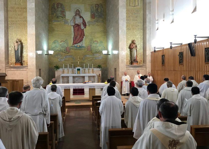 Definitorio Straordinario dei Carmelitani Scalzi_Venerdì 1 settembre