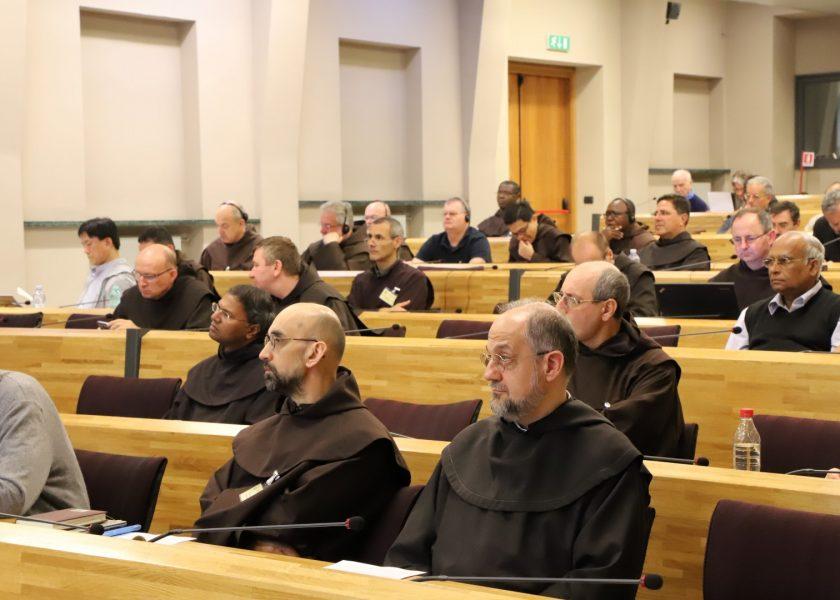 Definitorio Straordinario dei Carmelitani Scalzi_Lunedì 4 settembre