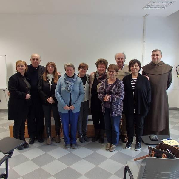 Nouveau conseil de l'OCDS d'Italie Centrale