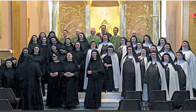 Le Carmelitane Scalze di Tolentino