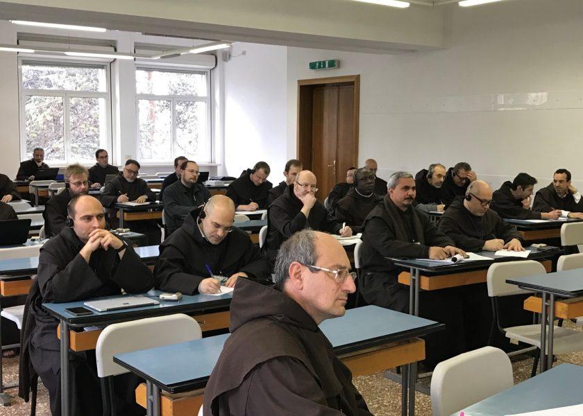 Encuentro de formadores europeos