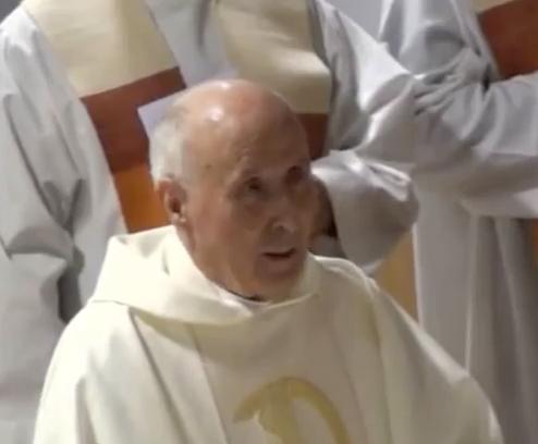 Faleceu Padre Eulogio Pacho