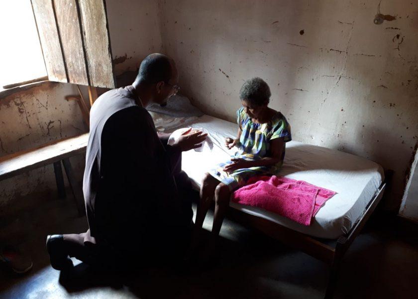 Semaine sainte en mission dans la vallée de Jequitinhonha