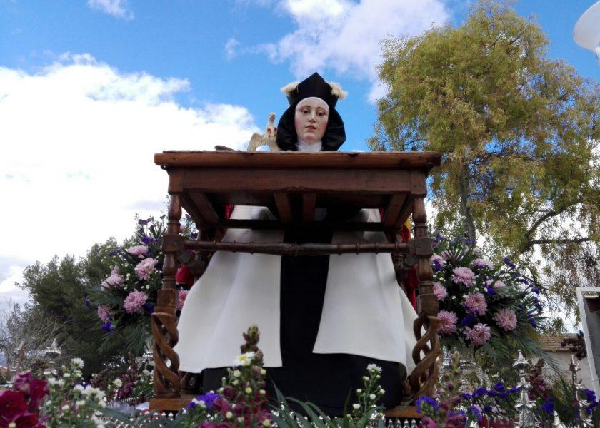 450 años de la fundación de Malagón (tercera fundación de santa Teresa)