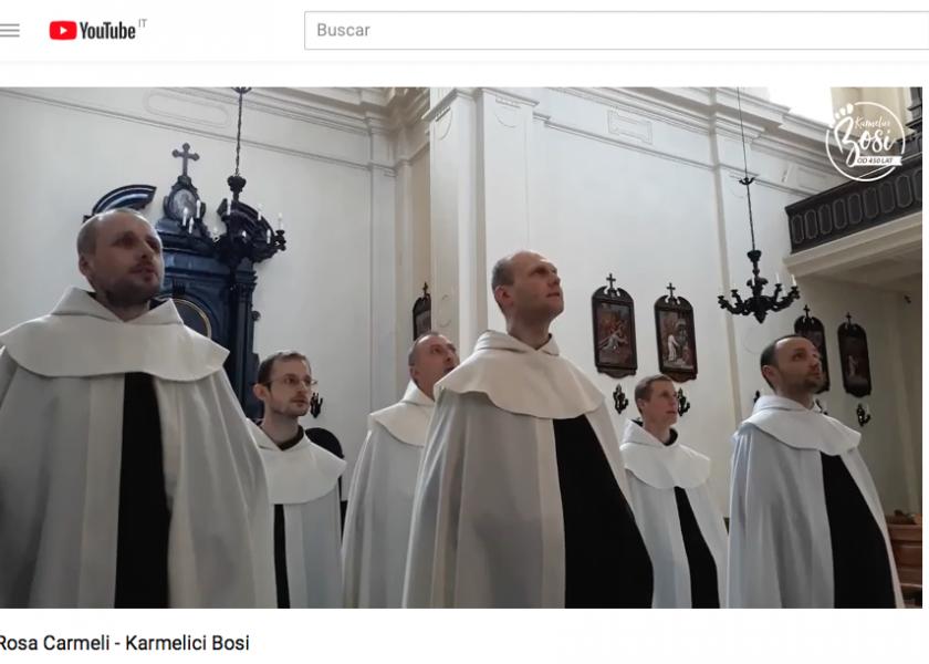 """Nova et vetera."" Sanjuanist Gregorian chant"