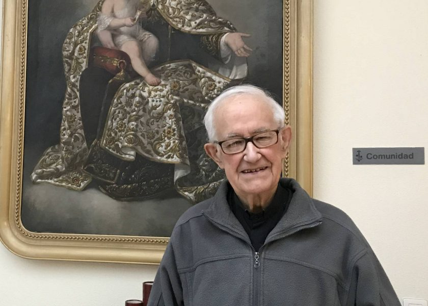 È deceduto P. Tomás Álvarez