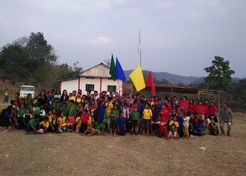 A missão de Bengala Ocidental cumpre 20 anos