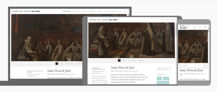 The Prado Museum in Madrid, Spain, issues a correction regarding Gracián