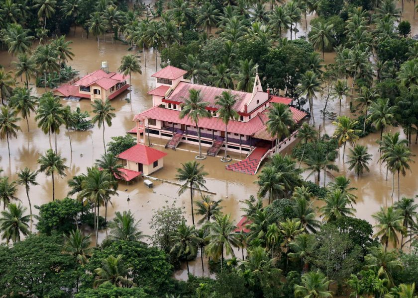 Floods in Kerala (India)