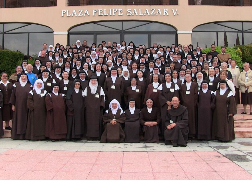 The Discalced Carmelite Nuns' Federation of St Joseph of Guadalupe in Mexico celebrates the 50th Anniversary of its Canonical Foundation
