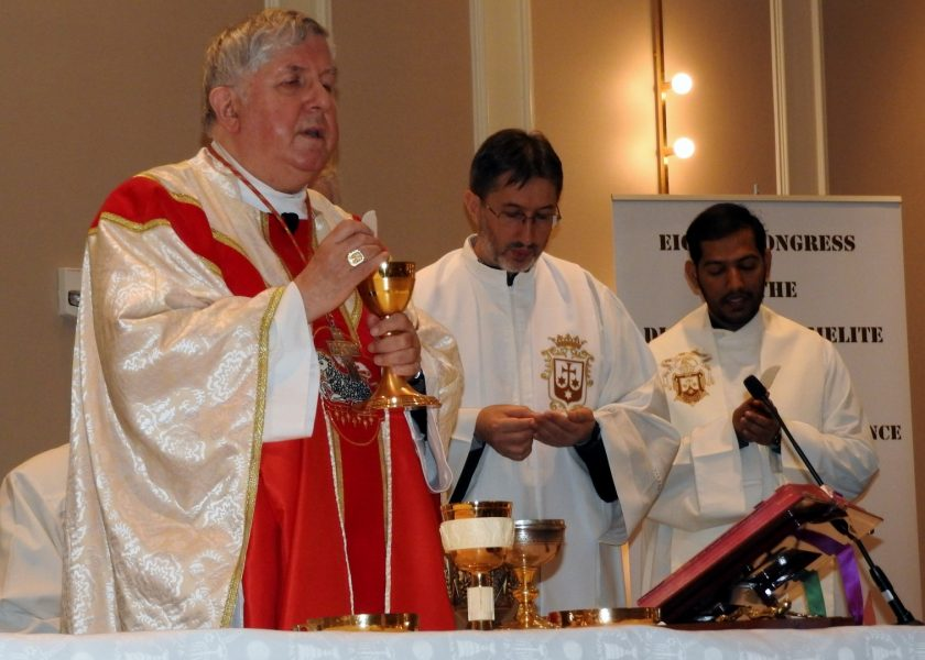 The  Congress of the Secular Order of Discalced Carmelites of Canada