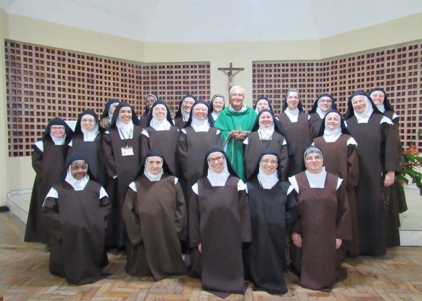Curso de la asociación Nuestra Señora del Carmen – Brasil Sur