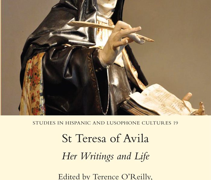 Teresian publication in English: St Teresa of Ávila Her Writings and Life