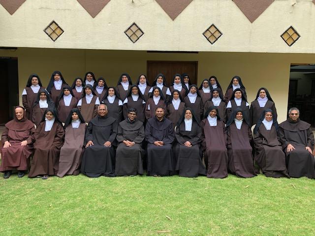 Reuniones de las Asociaciones de monjas en la India