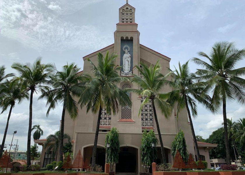 Die Wallfahrtskirche zu Unserer Lieben Frau vom Berge Karmel in Quezon City wird Basilica Minor