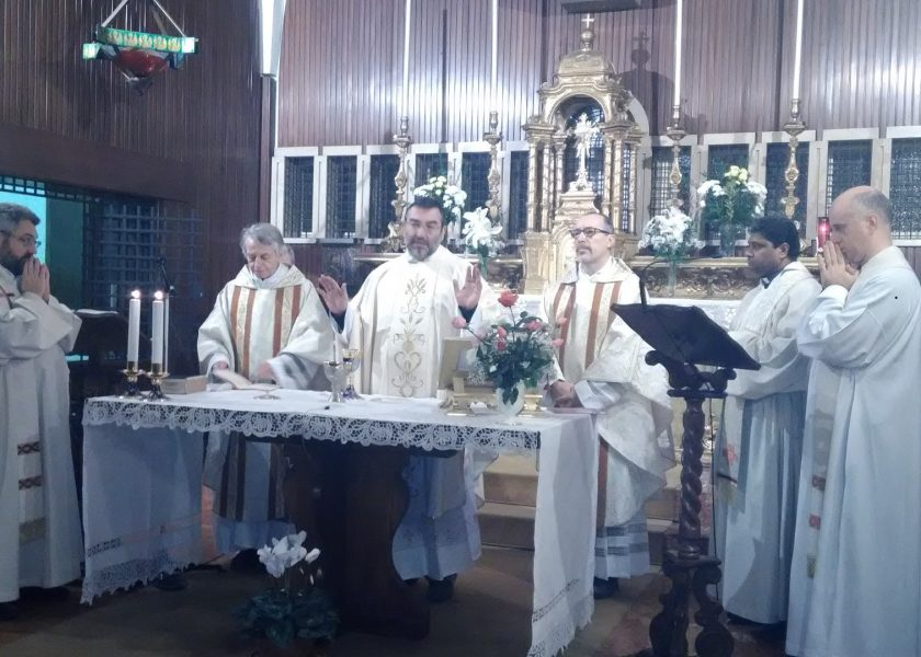 400 años del Carmelo de Bolonia