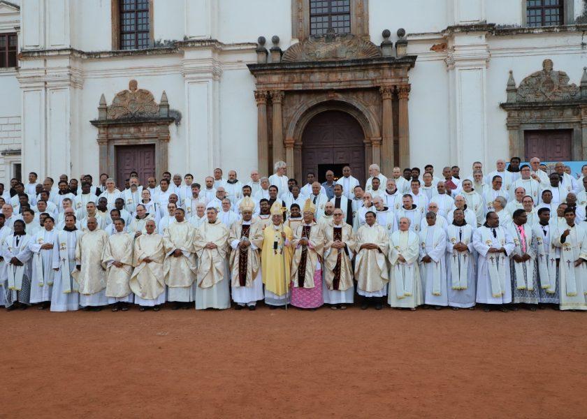 Definitório Extraordinário dos Carmelitas Descalços Domingo, 10 de fevereiro de 2019
