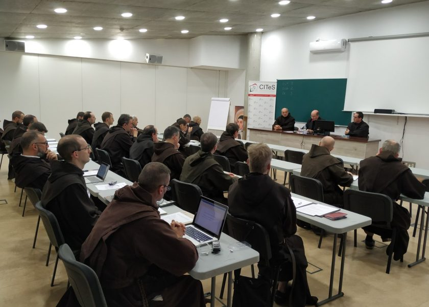 European meeting of the Discalced Carmelite formators