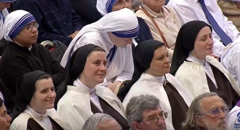 Papa Francisco en Marruecos: encuentro con las Carmelitas Descalzas de Tánger