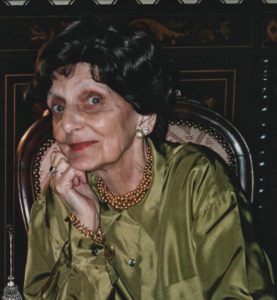 Faleceu Jeannine Poitrey