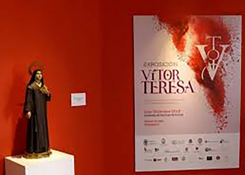 Echoes from the 'Vítor Teresa' exhibition [Cheers to Teresa]