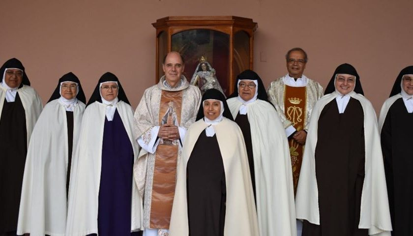 News from the Discalced Carmelite nuns in Peru