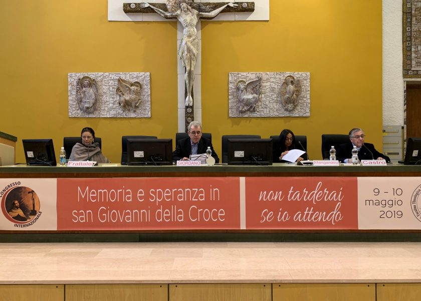 Congress on Saint John of the Cross in the Teresianum
