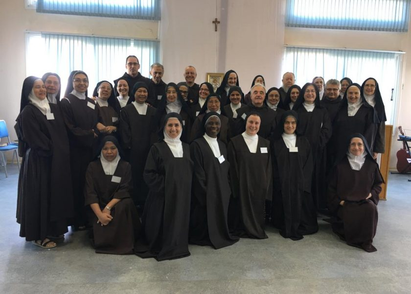Meeting of Discalced Carmelite Nuns in Cyprus