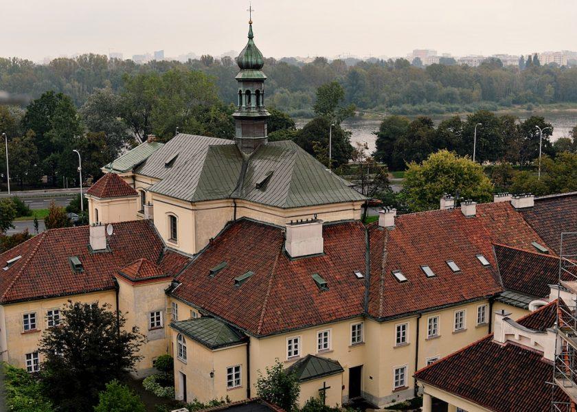 Carmelitanum Insitute of Spirituality in Warsaw, Poland