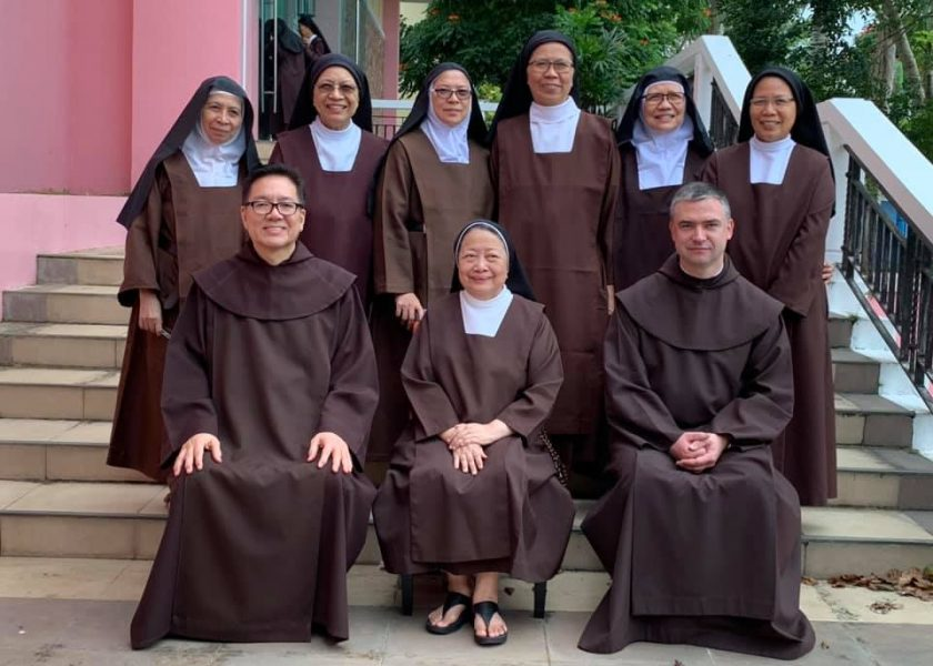 The 13th General Assembly of the Association of Monasteries of Discalced Carmelite Nuns in the Philippines