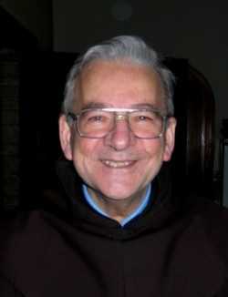 Death of Fr Conrad de Meester, ocd