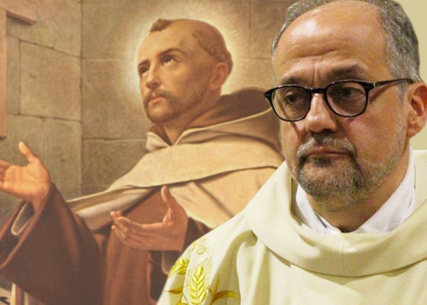 Omelia del Preposito Generale P. Saverio Cannistrà OCD – San Giovanni della Croce | Teresianum 14 dicembre 2019