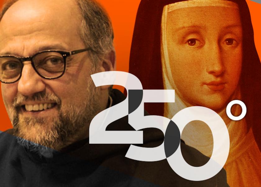 BOTSCHAFT VON P. GENERAL  zum 250. Todestag der heiligen Teresia Margherita vom Herzen Jesu