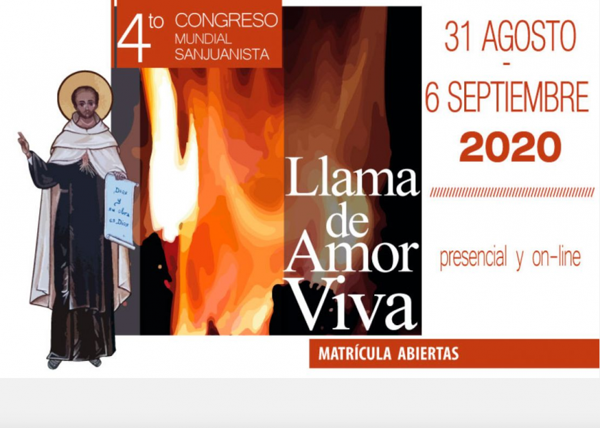 Living Flame of Love Congress in the CITeS