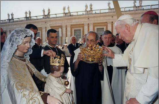 Botschaft von Papst Johannes Paul II an den karmeliterorden (2001)
