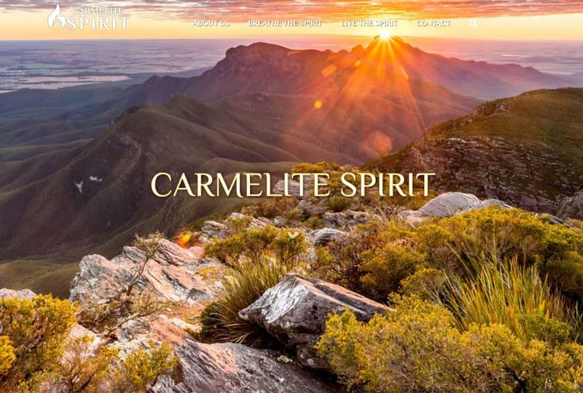 New Web page for the Teresian Carmel in Australia